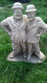 Large Laurel and Hardy ornament