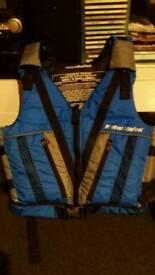 West marine life jacket