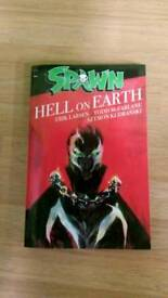 Spawn hell on earth book