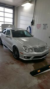 E63 AMG 2007, LOW KM, REDUCED