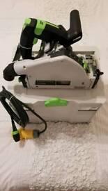 Festool TS55 REBQ-Plus 110v plunge saw Brand new