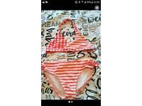 Next girls bikini size 9yrs