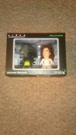 ALIENS EXCLUSIVE TWIN FIGURES