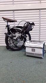 Brompton Electric Bike E-Bike with 11ah Li-ion Battery