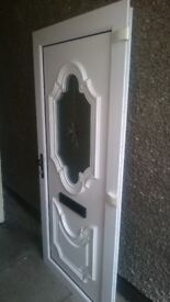 Upvc door and frame for sale
