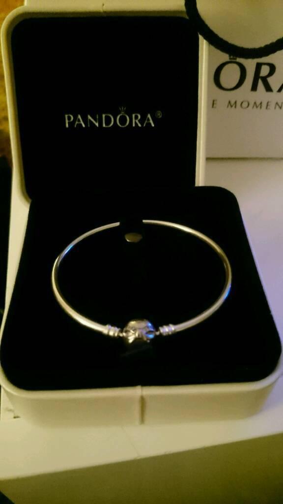 Genuine Pandora braclet