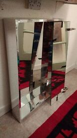 Ikea Mirrored bathroom cabinet (GODMORGON style)