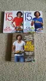 Joe Wicks books x3