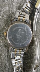 Warner brothers limited edition watch