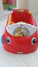Fisher Price 123 stage Car