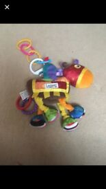Selection of Lamaze toys