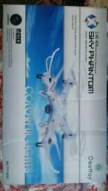 SKY PHANTOM drone fully working