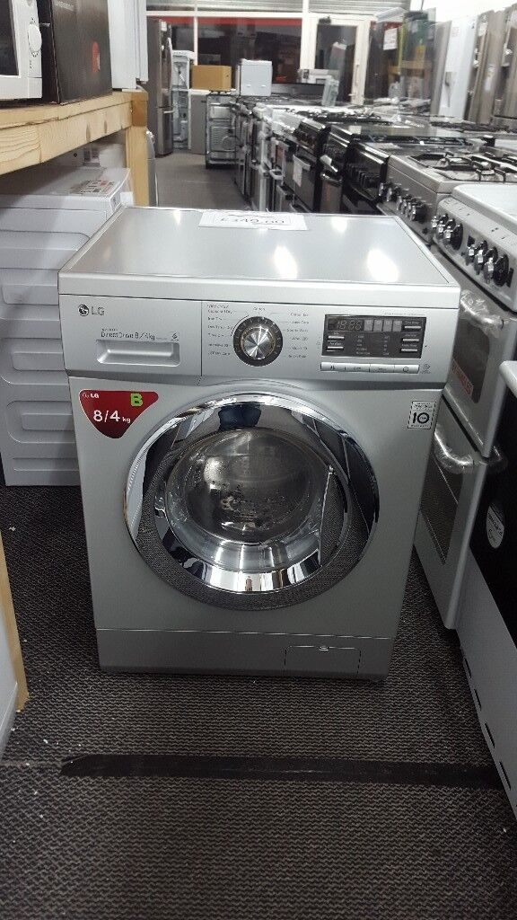 New graded LG washer dryer 8+4 kg for sale in Coventry 12 month warrenty