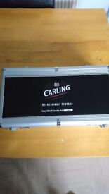 Carling poker set