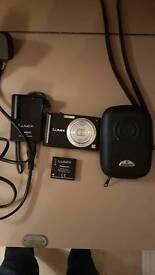 Lumix Panasonic DMC-FX55 digital camera