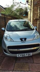 Very Low Mileage Peugeot 107 Hatchback MK1 Facelift 1.0 12v Urban 2-Tronic 3dr