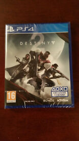Brand New Sealed Destiny 2 PS4