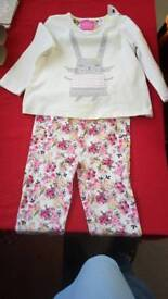Joules baby outfit