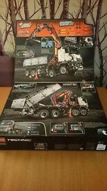 LEGO Technic Mercedes-Benz Arocs 3245 42043 - The biggest set in LEGO Technic history!!!