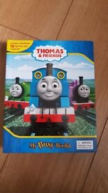 Brand New Thomas Tank Engine busy book