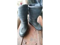 Tuareg Motorcycle Boots - Size 7