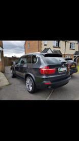 BMW X5 10 YEAR EDITION