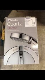 AquaLisa 9.5kw electric shower