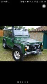 Wanted landrover failed mot or not to collect