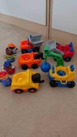 Construction cars 2 make sounds