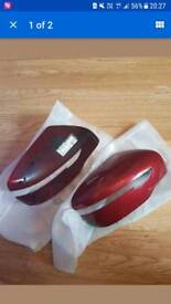 Wanted Juke red mirror covers as shown in pic