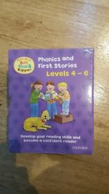 25 Level 4-6 Biff, Chip and Kipper books- Oxford Reading Tree
