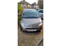 Citroen C4 Picasso 5 SX 1.6 HDI 2007 in lovely condition