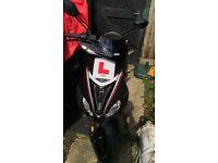 Aprilia SR50 2016 (50cc) £1500 ONO