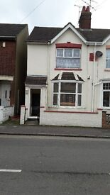 Newly furbished 3 bedroom property in bletchley