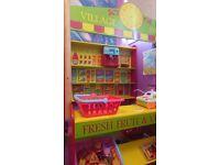 Kids toy shop