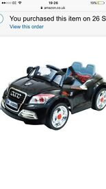 Car for child