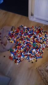 Big bag of old lego