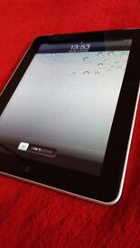 IPAD 1st generation *64gb* (silver) GREAT CONDITION