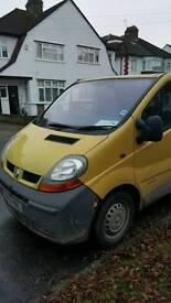 Renault trafic 1.9 LWB £1250