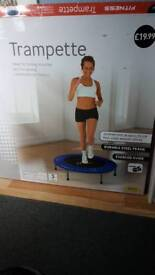 Trampette fitness trampoline