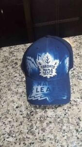 Reebok Toronto Maple Leafs Hat!