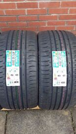 "2 X 19"" BRAND NEW 275/30R19 ACCELERA ALL SEASON TYRES (FREE MOBILE FITTING) 275 30 19 BMW 5"