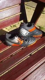 Nike Astroturf Trainers Size 1