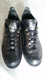 Puma / Rudolph Dassler Leather Boots (Hardly Worn) Size 38/5