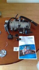Webasto thermo 90s water heater