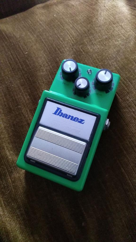 Ibanez Tube Screamer TS9 overdrive pedal | in Haringey, London | Gumtree