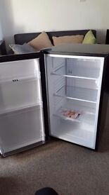 Brand new black fridge - never even plugged in!