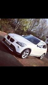 REDUCED - Stunning BMW X1 cream leather/low mileage