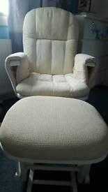 nursing / rocking / breastfeeding chair