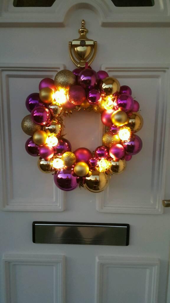 Christmas wreathh